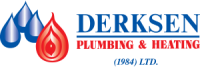 Derksen Plumbing and Heating logo