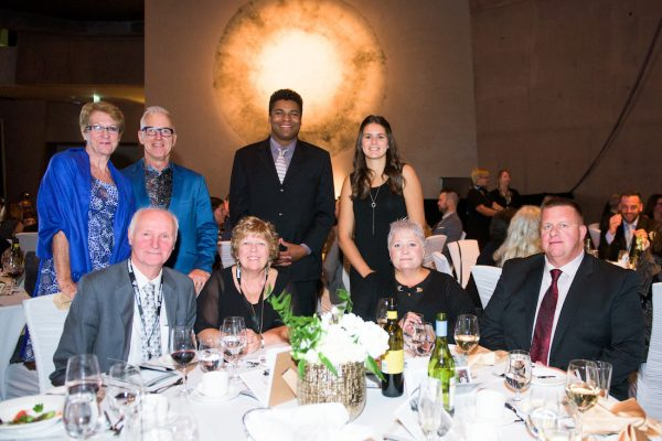 With Love Gala in Winnipeg on September 26, 2019